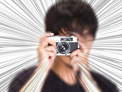 カメラは止まらない !<br>Lightroom 現像 編
